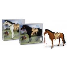 Άλογο 27εκ. σε 3 χρώματα - 007669