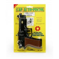 Όπλο μεταλλικό 18εκ. 8-σφαιρο για καψύλια - 901B