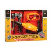 Εργαλεία με τρυπάνι μπαταρίας - 0501