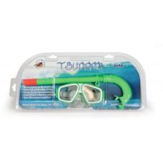 Μάσκα θαλάσσης με αναπνευστήρα σε 3 χρώματα - 007065