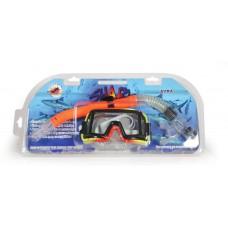 Μάσκα θαλάσσης με αναπνευστήρα σε 3 χρώματα - 007713