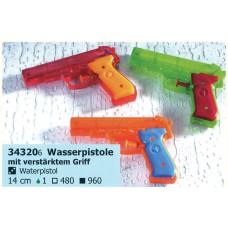Νεροπίστολο 14εκ. (σε 3 χρώματα) - 34320