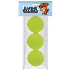 Μπαλάκια τέννις σετ 3 τεμαχίων - 008123