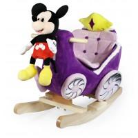 Κουνιστή άμαξα με ποντικάκι 011468