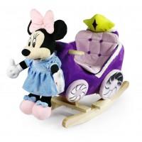 Κουνιστή άμαξα με ποντικάκι κοριτσάκι WJ-670Μ