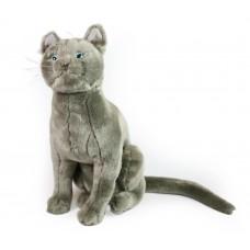 Γάτα λούτρινη 43εκ. - 151-17