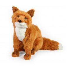 Αλεπού 40εκ. λούτρινη - 001-15