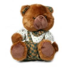 Αρκουδάκι με παντελόνι 30εκ. σε 2 χρώματα - 004750