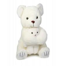 Αρκούδα αγκαλίτσα 32εκ. σε 3 χρώματα - 008079