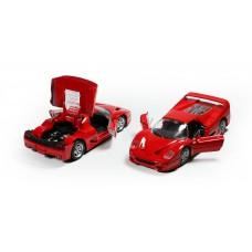Αυτοκινητάκι μεταλλικό sport 18εκ. 1:24 - 9701Β-WL