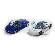 Αυτοκινητάκι μεταλλικό 18εκ. 1:24 σε 2 χρώματα - 9709Β-WL