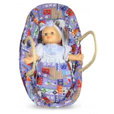 Μωράκι 38εκ., σε καλαθούνα που μιλάει - 87140-45TCBK