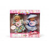 Κούκλα & μωρό 21εκ. σετ που μιλάνε - 1611