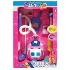 Ηλεκτρική σκούπα παιδική μπαταρίας - 3956