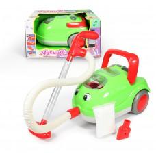 Ηλεκτρική σκούπα παιδική μπαταρίας 35εκ. σε 2 χρώματα - 600Α