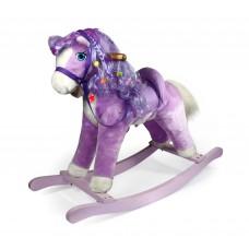 Κουνιστό Pony λιλά - JR316