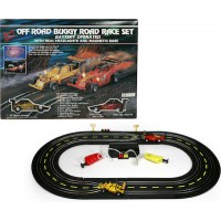 Αυτοκινητόδρομος - πίστα με αυτοκινητάκια & χειριστήρια - 9907-Β