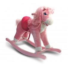 Κουνιστό Pony ροζ - JR315