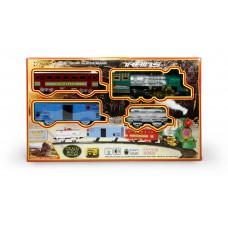 Τρένο μπαταρίας με σιδ. ράγες - 6281