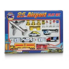 Αεροδρόμιο σετ 25 τεμ. - 004835