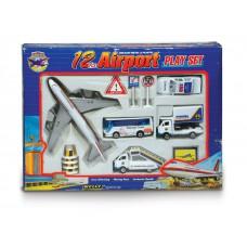 Αεροδρόμιο σετ 12 τεμ. - 004941