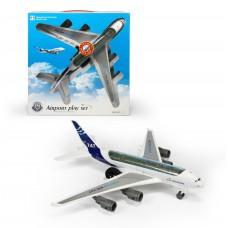 Αεροπλάνο frixion 34εκ. με φως & ήχο - 747-29A
