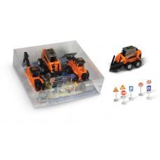 Οχήματα frixion σετ, δομικά - 006297