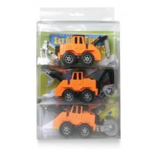 Οχήματα frixion σετ, δομικά - 006297Α